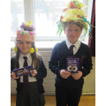 Easter Egg and Easter Hat parade