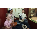 Year 4 Grosveronor Museum visit