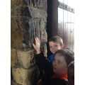 P4M loved their visit to Carrickfergus Castle.