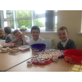 We raised over £300!