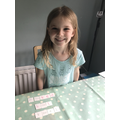 Delighted you letter squares are helping Beth!