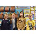 Lagan House - Quiz Winners