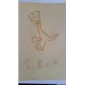 Olivia's T Rex