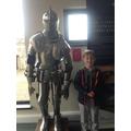 P4M loved their visit to Carrickfergus Castle.