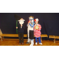 Dress up book week