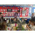 P7W came to see our Castle projects.