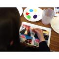 Art in Class 1