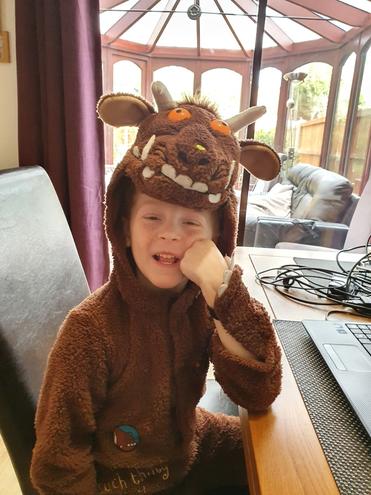 Ben - The Gruffalo!