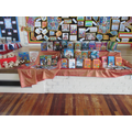 Our wonderful reading prizes!