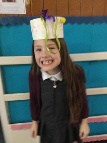 Isla-Bell's Express Yourself Hat!