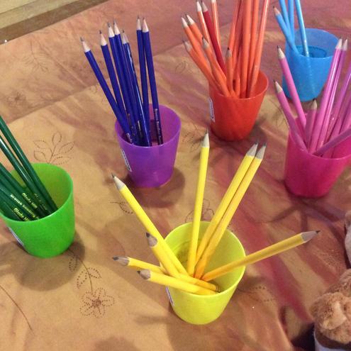 Bronze Award pencils for Y4, Y5 and Y6