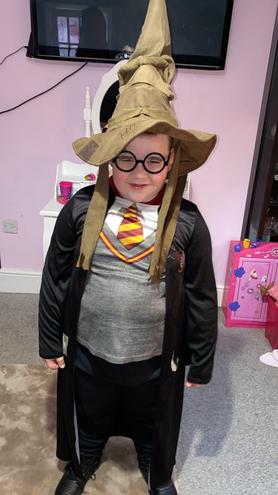 Cole - Harry Potter!