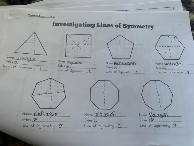 Jayla-Shi - Line of Symmetry