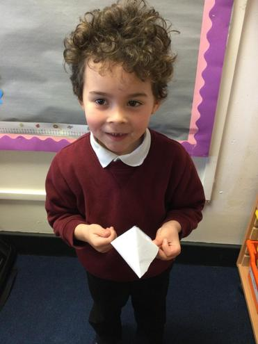 Jay - Forming 3D Shapes
