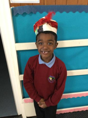Atwain's Express Yourself Hat!