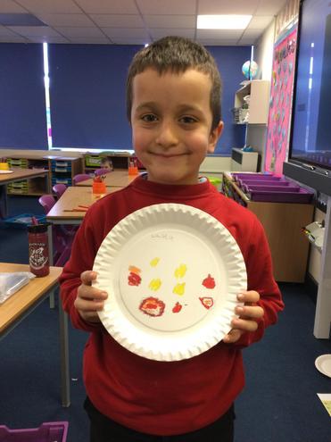 Miran's Healthy Eating Plate