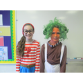 Super Ceders World Book Day Winners.JPG
