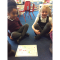 Sorting representations of 1 & 2