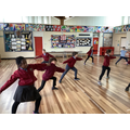 As part of children's mental health week, we took part in some mindful yoga