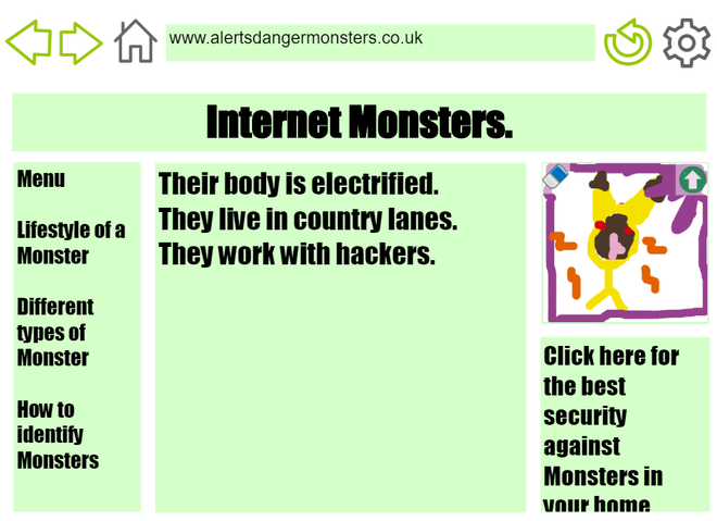 Daisy's Safer Internet Day Article