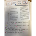 Well done Florence with identifying the features of a folktale