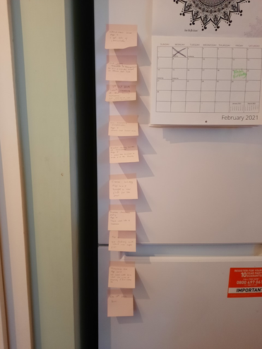 Robyn's Timeline