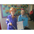 Outstanding Oaks World Book Day Winners.JPG