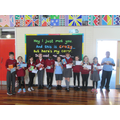 Silver Reading Awards