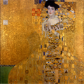 Klimt's Woman in Gold