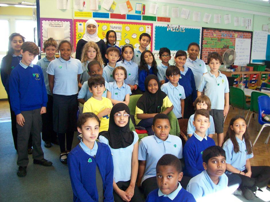 Meet the School Council representatives