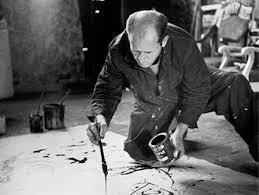 Jackson Pollock grew up in Arizona and California
