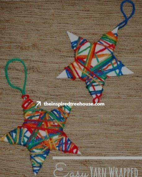String ornament