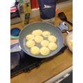 Jamaican dumplings
