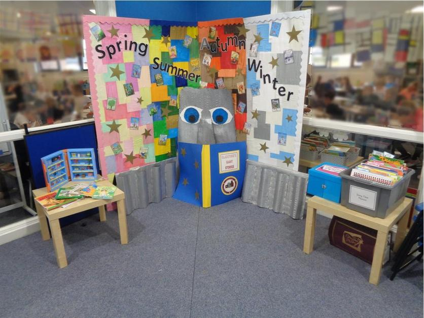 Year 1 Themed Area