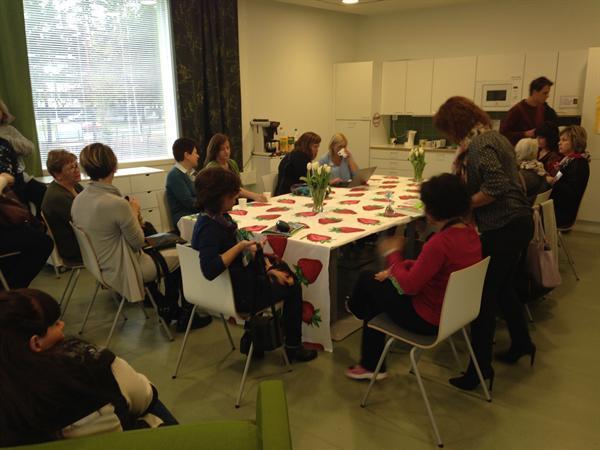 Comenius Project Meeting