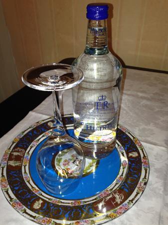 Royal refreshments