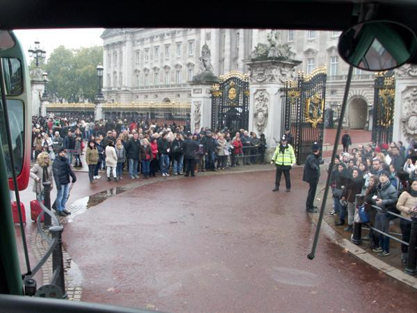 The gates are opened for Gladstone