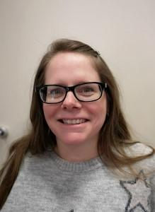 Sarah Slater Midday Supervisor