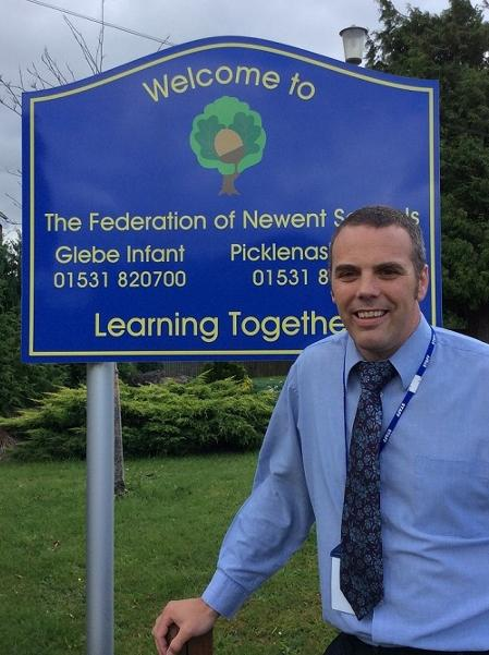 Mr Tony Larner, Executive Head Teacher