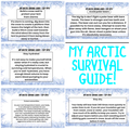 Scott:  Daniel - Brilliant effort and detail in your Arctic survival guide!