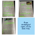Scott:  Jacob - Excellent non-chronological report on Inuit tribes - well done!
