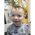 Nursery:  Jaxson T. W - For being amazing at Nursery all week!
