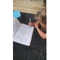 Thistle:  Jessie B - brilliant maths work - well done!