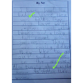 Oak:  Thomas D - brilliant writing about your pet!