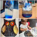 Y1: fab work by all based on story Stanley's Stick
