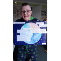 Skylark:  Alfie - Super topic work explaining the layers of the Earth - well done!
