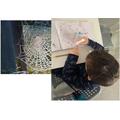 Nursery: Natanael - super work on the story 'Aaaargh Spider!'