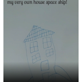 Wren: Olivia C -a very clear 'house' rocket design