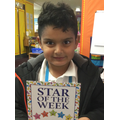 Thistle:  This young man has been an absolute star-making good choices and being kind!