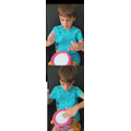 Birch:Liam V - African drumming at home
